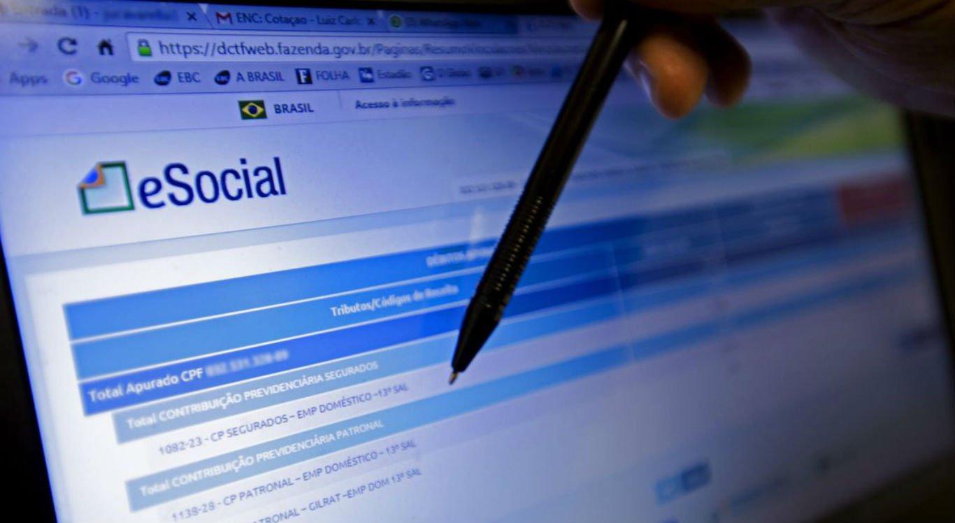 Segundo o Ministério da Economia, atualmente existem mais de 23 milhões de trabalhadores cadastrados na base do eSocial.