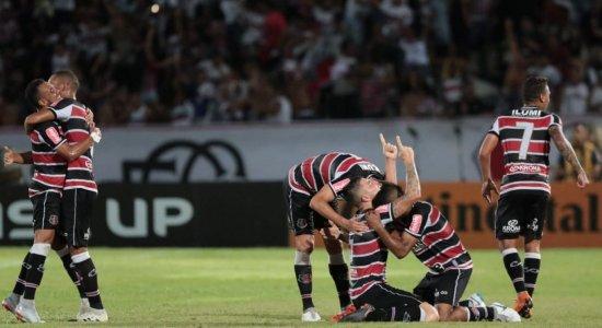 Embalado por boas atuações, Santa Cruz estreia na Série C contra o Treze-PB
