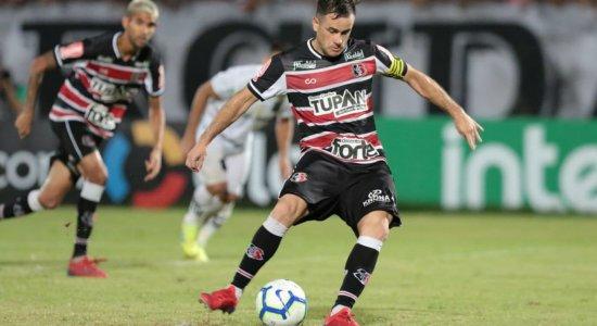 Em sorteio pela Copa do Brasil o Santa Cruz enfrentará o Fluminense