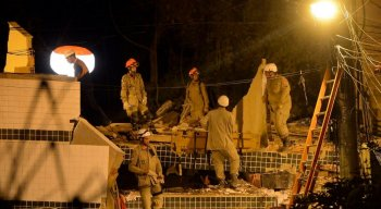 Corpo de bombeiros elevou para 17 o número de desaparecidos