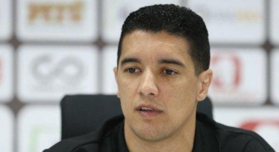 Luciano Sorriso afirma que empate do Santa Cruz é ''inaceitável''