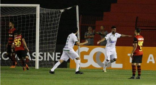 Sport está há oito meses sem perder com a diferença de dois gols na Ilha do Retiro