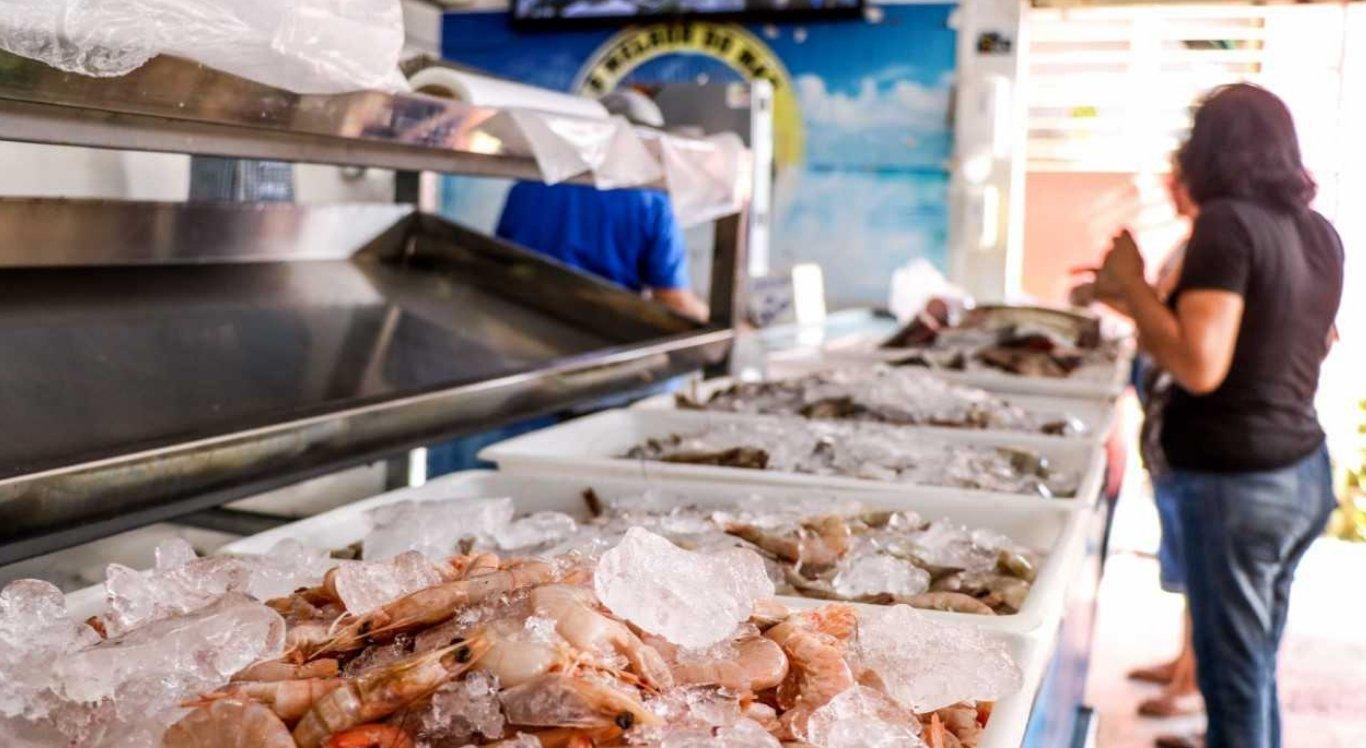 Fiscalização de pescados no Recife é intensificada na Semana Santa