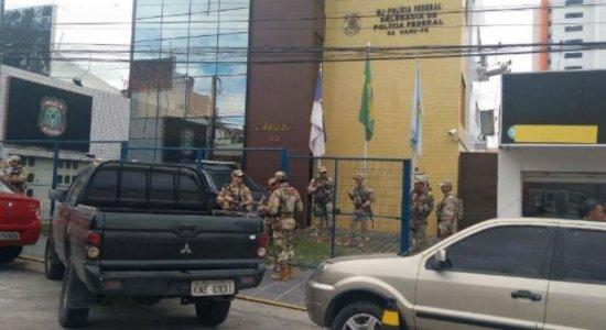 Polícia prende suspeitos de assalto a banco em Santa Cruz do Capibaribe