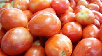O tomate atingiu recorde no preço, a maior alta desde 2014