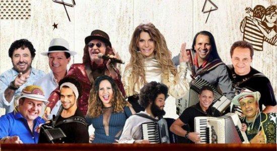 Tudo pronto para a 6ª edição do Festival Viva Dominguinhos