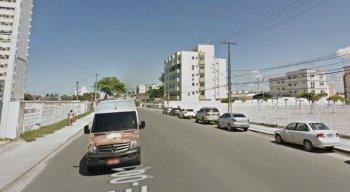 O crime ocorreu na Avenida Cláudio Gueiros Leite