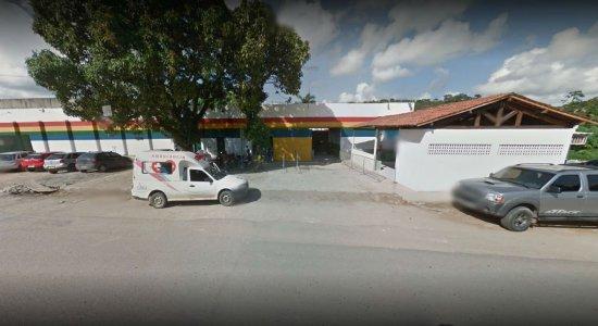 Agente fica ferido após fuga na Funase do Cabo de Santo Agostinho