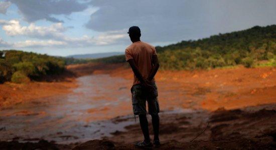 32 barragens da mineradora Vale estão interditadas em Minas Gerais