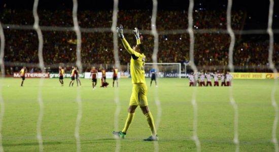 Feliz com recuperação, Maílson espera retornar rapidamente ao gol do Sport