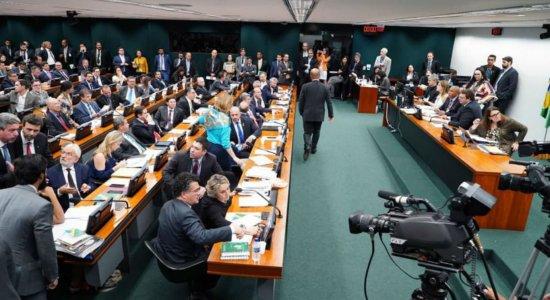 Começa reunião da CCJ para votar relatório da reforma da Previdência