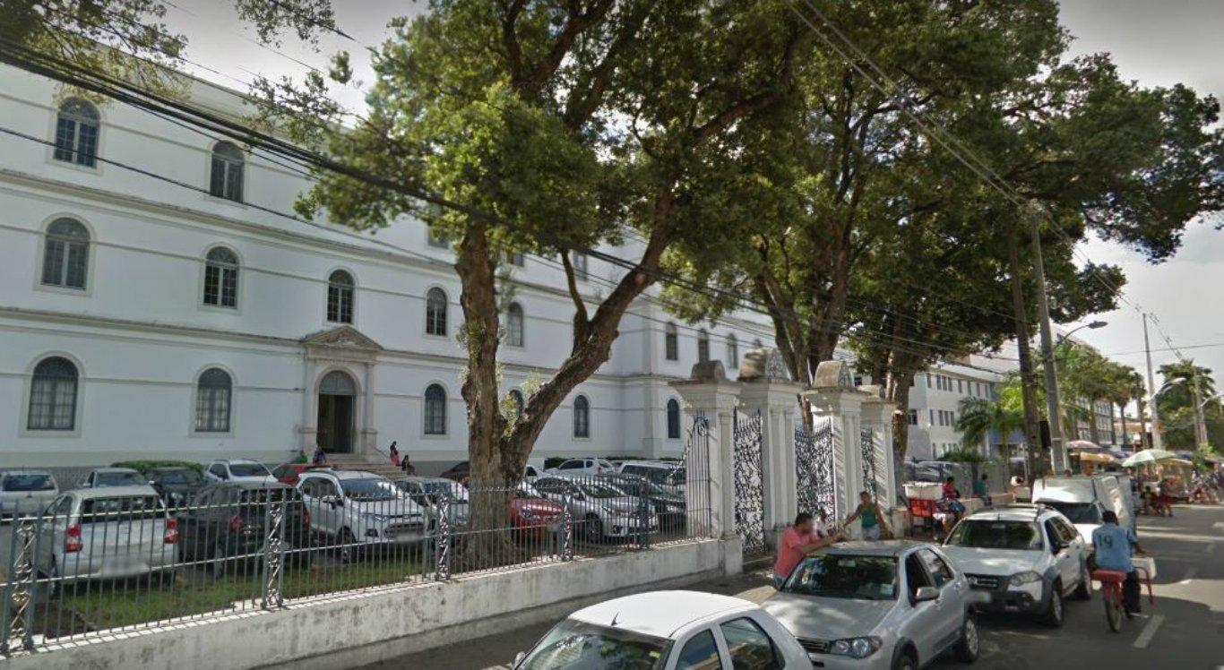 A criança estava internada no IMIP, localizado na área central do Recife.