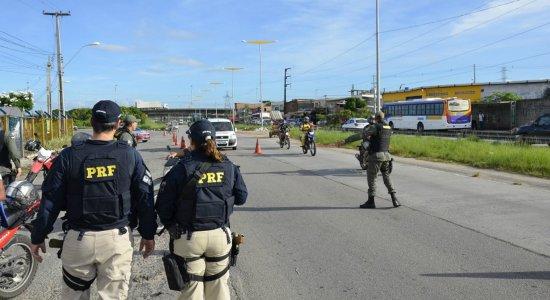 PRF realiza Operação São João para reforçar fiscalização das estradas