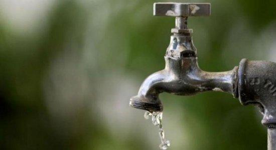 Recife, Jaboatão e Camaragibe sem abastecimento de água por 48 horas