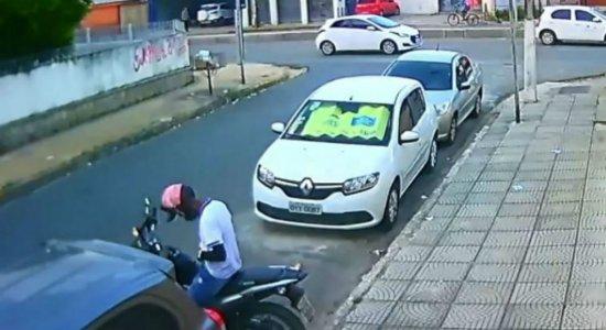 Vídeo: vigilante é morto enquanto trabalhava na Avenida Norte