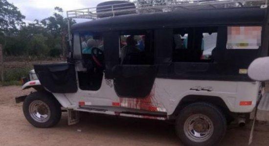 Mulher é assassinada a tiros durante assalto no Agreste de Pernambuco