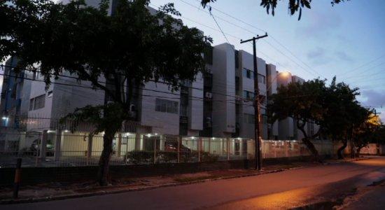 Câmeras de segurança flagram furto de bicicleta na Zona Sul do Recife