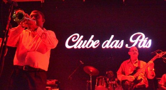 Mistura de ritmos promete animar o Clube das Pás