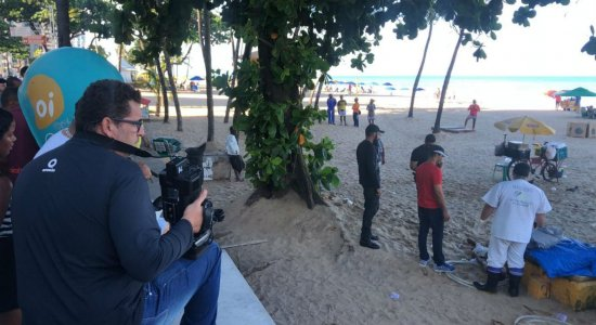 Homem é morto a tiros na Praia de Boa Viagem, em frente ao Acaiaca