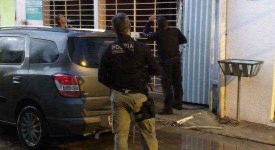 Suspeitos de homicídios e tráfico em Ipojuca são alvo de operação