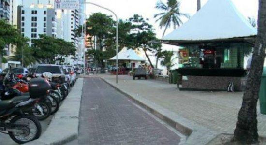 Com prejuízos em mais de 100 dias parados, barraqueiros cobram reabertura dos quiosques no Recife