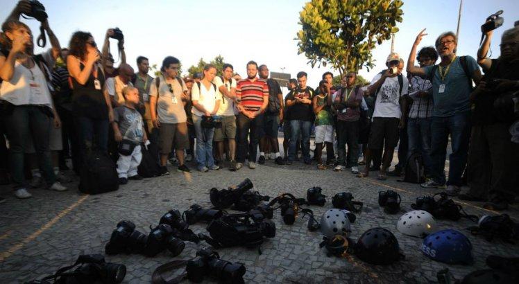 64 jornalistas, profissionais de imprensa e comunicadores foram mortos no exercício da profissão no Brasil entre 1995 e 2018