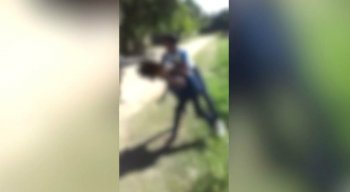 A mãe da vítima prestou queixa na Delegacia de Tamandaré