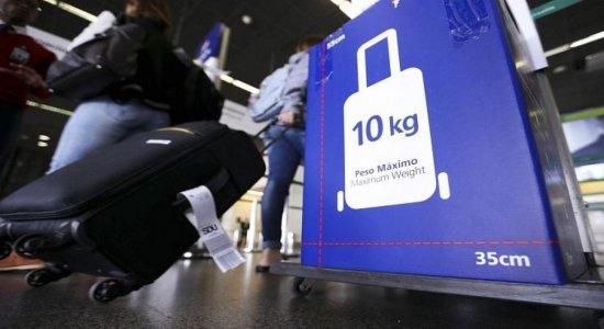 Limite de bagagem prejudica vendas em pontos turísticos do Recife