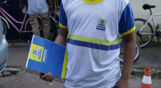 Sem professores, alunos de escolas municipais do Recife estão sem aula