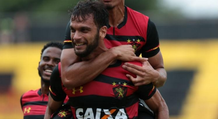 Rafael Thyere pede mais concentração ao Sport para vencer o Bragantino