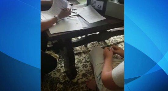 Operação da PF investiga venda de notas falsas na internet