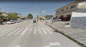 Crime ocorreu na Avenida Antônio da Costa Azevedo, em Olinda