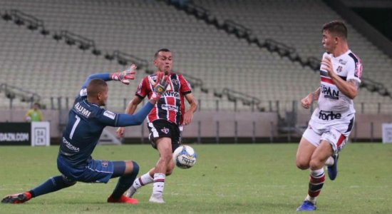 Semifinal: Santa Cruz se prepara para enfrentar Fortaleza-CE