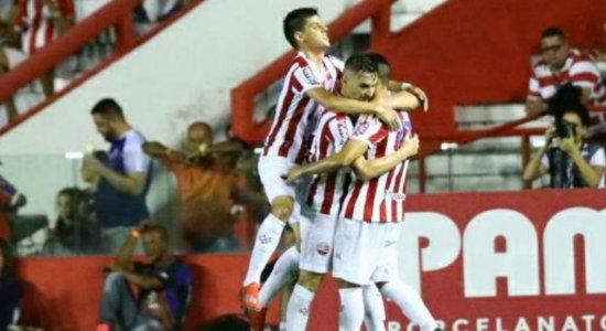 Veja os gols de Náutico 4 x 2 Imperatriz pela Série C