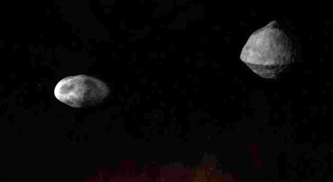 Campanha internacional está fazendo observações, usando telescópios poderosos em todo o mundo, para entender o estado do sistema de asteroide