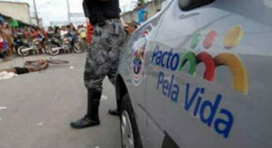 Pernambuco tem mês com menor número de homicídios desde 2013