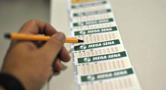 O sorteio da Mega-Sena será realizado no Espaço Loterias Caixa, no Terminal Rodoviário do Tietê, em São Paulo