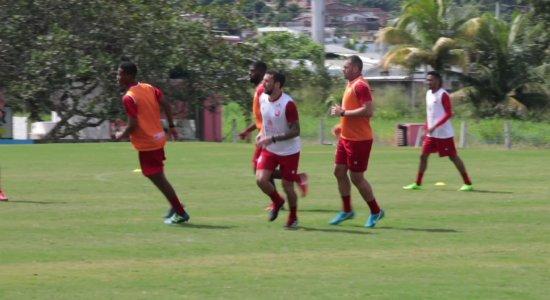 Náutico joga desfalcado contra o Botafogo-PB na semifinal do Nordestão