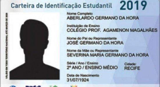 Grande Recife prorroga validade da carteira de estudante 2019 por causa do coronavírus