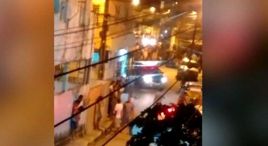 Menina fica ferida após tiro durante ação policial em Jaboatão