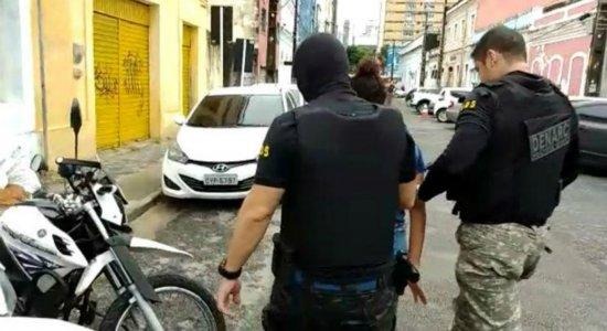 Operação mira grupo suspeito de tráfico e homicídios no Grande Recife
