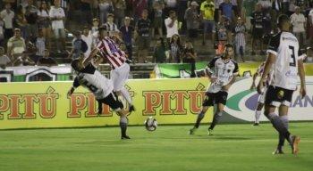 Botafogo-PB venceu o Náutico por 2 a 1 e está na final da Copa do Nordeste pela primeira vez.