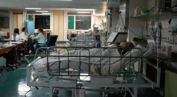 A fiscalização também avaliou as condições de permanência dos pacientes em quartos e Unidades de Terapia Intensiva (UTIs)