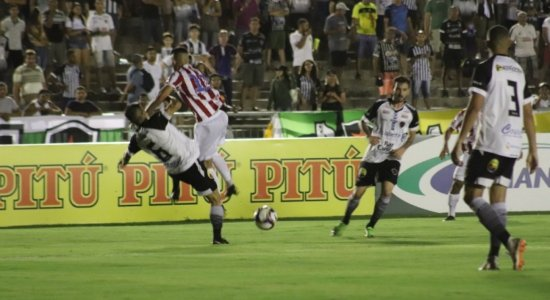Copa do Nordeste: Náutico perde disputa contra o Botafogo-PB