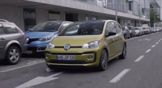 Carro Arretado: redução de venda do modelo UP da Wolksvagem