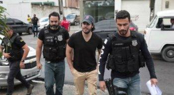 Todos os noves envolvidos foram presos nesta quinta-feira (9).