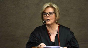 Ministra Rosa Weber é relatora da ação proposta pelo partido Rede contra o decreto