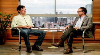 O Deputado Federal Daniel Coelho é o entrevistado do 20 Minutos deste sábado (11)