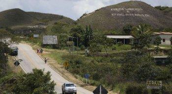 Muitos venezuelanos vieram para o Brasil entrando por Roraima
