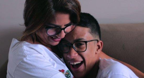 Mãe Guerreira: conheça história da vencedora da campanha da TV Jornal